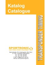 Katalog Transponder-Timing