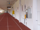 Sprint Diagnostic Measurement Track at the Olympic Training Centre of Saxony-Anhalt