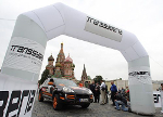 Active Transponder-Timing at the Transsyberia Rallye